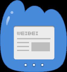 微贝Logo